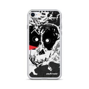 freeArt Skull iPhone Case