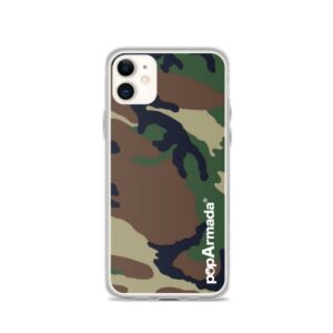 Army Camo iPhone Case