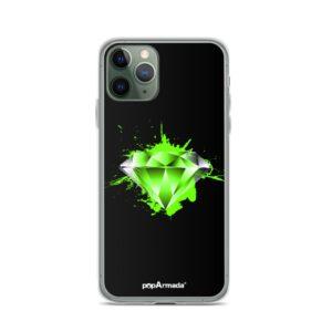 GreenDiamond iPhone Case